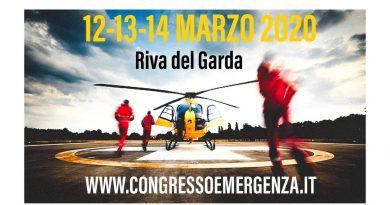 Congresso emergenza-urgenza Riva 2020: un appuntamento da non perdere per medici, infermieri e soccorritori