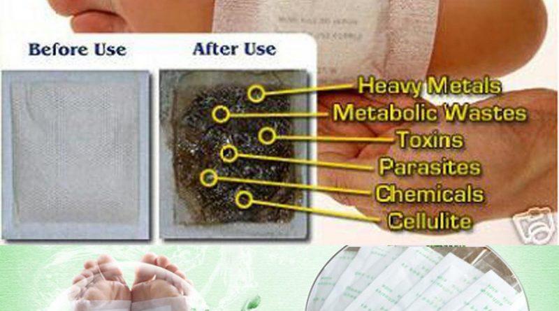 Detox: il cerotto che sconfigge le tossine con la forza del bambù