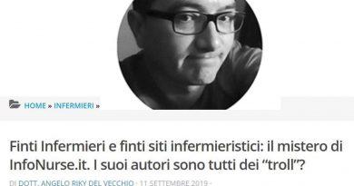 I fischi per fiaschi di Angelo Riki Del Vecchio