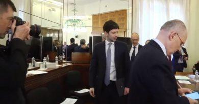 Vertice dei ministri della Salute al dicastero di Lungotevere Ripa