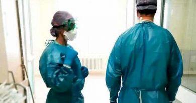 """Coronavirus, l'orgoglio di un infermiere: """"Non chiamatemi eroe. Voglio solo rispetto""""."""