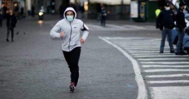 Coronavirus: si valuta divieto completo di attività all'aperto per prevenire contagio