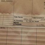 Stipendi vergognosi