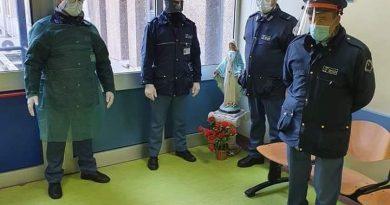 Negli ospedali ci sono altre figure non sanitarie che assicurano sicurezza e ordine
