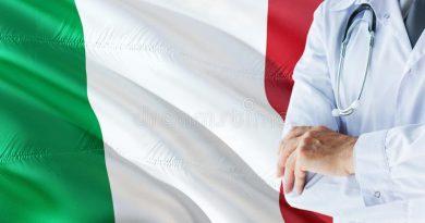 Tutti uniti in un giorno di sciopero sotto un'unica bandiera, quella Italiana.