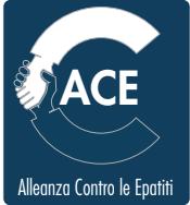 Epatite C - ACE: un position paper condiviso ribadisce l'opportunità di avviare immediatamente uno screening congiunto HCV / Covid-19 in Italia