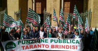 CISL FP Taranto Brindisi, Sanità privata: approvazione linee guida per l'internalizzazione e concorsone Oss.