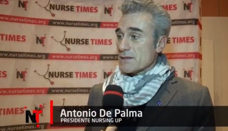 Sanità, INFERMIERI-NURSING UP, DE PALMA: «DA BONACCINI NON VOGLIAMO SOLO PAROLE, INTERVENGA ADESSO PER LA NOSTRA CAUSA»