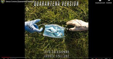 """""""SENZA CORONA"""" la canzone che descrive i giorni della pandemia dando voce agli infermieri"""
