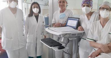 Aosp Terni. Nessun calo di Ictus durante l'epidemia Covid, l'analisi della Neurologia dell'ospedale Santa Maria di Terni