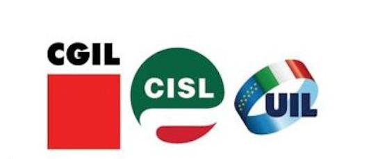 CGIL CISL e UIL - Manifestazione lavoratori Sanità Privata