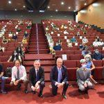 #sostieniuninfermiere: la consegna di 50mila euro a 30 professionisti