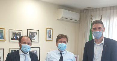 """La UGL Sanità ha incontrato il Viceministro della salute Sileri. Giuliano: """"Per rilanciare il SSN investire sui lavoratori, tagliare gli sprechi, premiare le professionalità con stipendi adeguati a quelli europei. Il sistema si rinnova con un progetto organico"""" 2"""