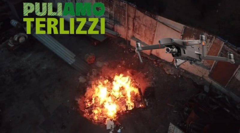 RACCOLTA FONDI PER L'ACQUISTO DI UN DRONE TERMICO PER CONTRASTARE I ROGHI TOSSICI