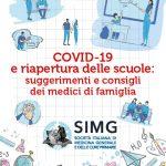 SIMG – Riapertura delle scuole: ecco il documento per studenti e genitori con i suggerimenti e i consigli dei Medici di famiglia.