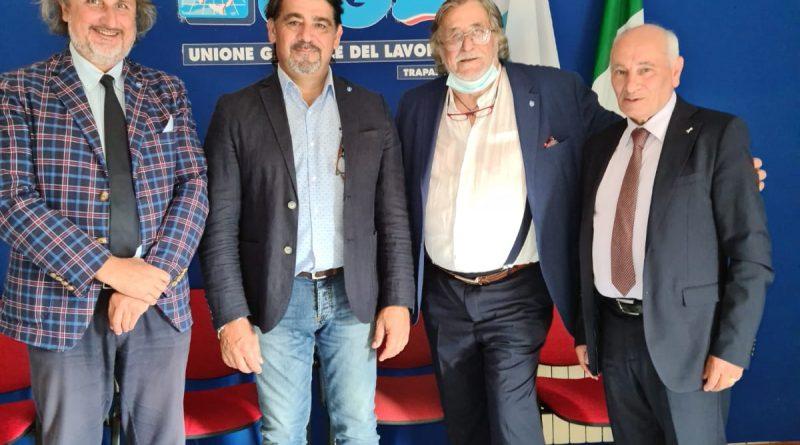 """La Ugl ha incontrato a Trapani gli operatori dei centri di riabilitazione per i diversamente abili. """"Grande impegno in una fase sanitaria così delicata. Importante crescita del sindacato sul territorio""""."""