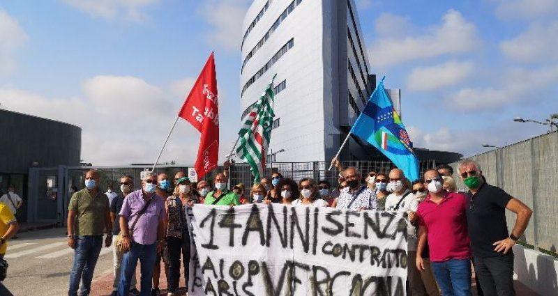 Sciopero lavoratori sanità privata 16 settembre 2020