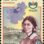 FNOPI, un francobollo dedicato a Florence Nightingale e a tutti gli infermieri