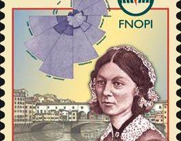 FNOPI, un francobollo dedicato a Florence Nightingale e a tutti gli infermieri 2