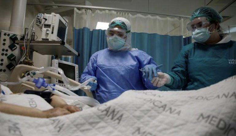 ''Noi tirocinanti del mondo sanitario, secondi a nessuno!''