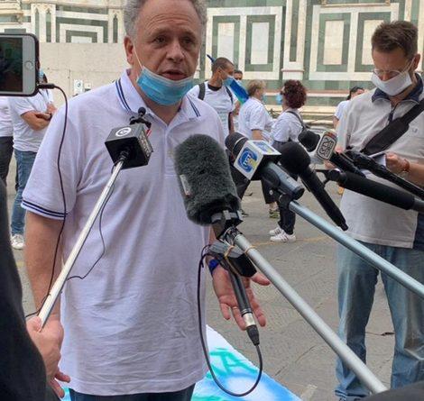 Toscana: oltre 1200 operatori sanitari positivi, più del doppio in una settimana