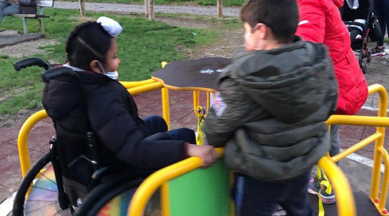 Al Parco Ferrari si può giocare tutti insieme 1