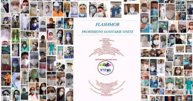 Mobilitazione gruppo professionisti sanitari