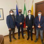 Siglato ieri a Palermo il protocollo d'intesa tra l'assessore Razza e la Ugl per il miglioramento del Servizio Sanitario Regionale.