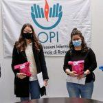 Continua la donazione dell'OPI di Rovigo di mascherine protettive ai propri iscritti.