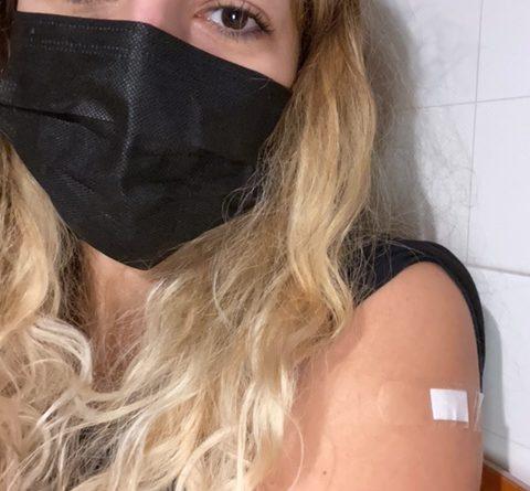 ''Io mi vaccino perché...''