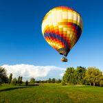 Domani una mongolfiera in volo nel cielo di Firenze per ringraziare gli infermieri