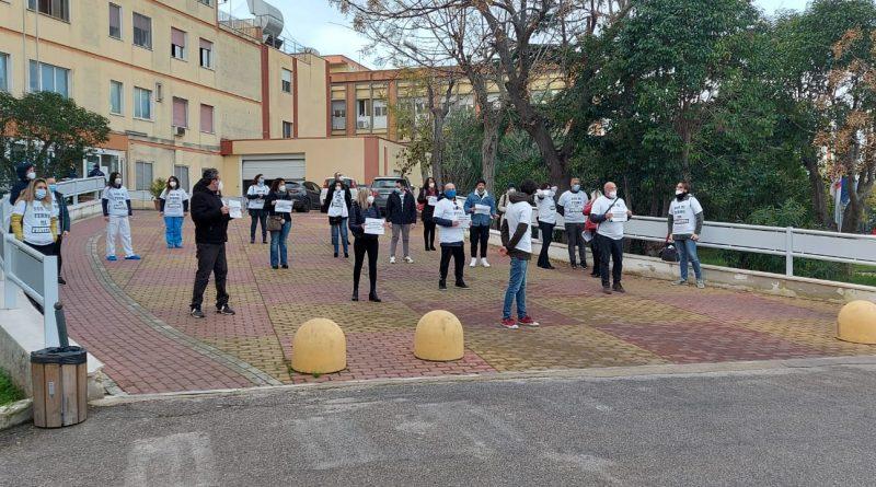 Asl Bat: ''Non mi fermo ma protesto'' 1