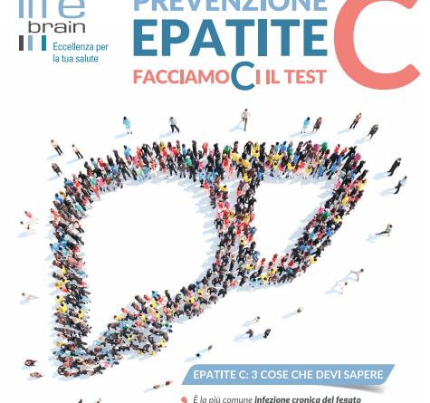 Prevenzione epatite C, parte lo screening gratuito in oltre 320 centri Lifebrain