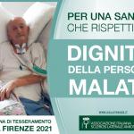 """""""Vaccinare anche i familiari Caregiver"""". La richiesta di AISLA Firenze"""