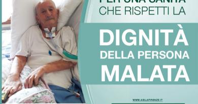 """Vaccino anti Covid-19, AISLA Firenze: """"Proteggere persone con disabilità e patologie croniche o degenerative"""""""