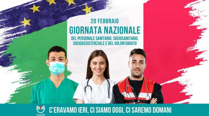 """OPI Cosenza:  20 febbraio """"Giornata nazionale delle professioni sanitarie"""""""