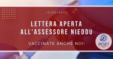 Non sapevamo di essere immuni: vaccinate anche noi!