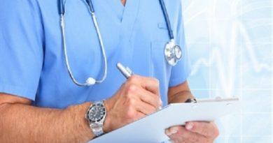 Storia di un infermiere in UK