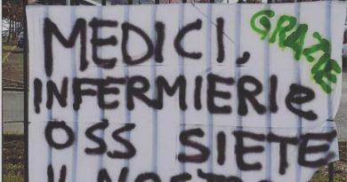 Covid, Fials: Orgoglio per la candidatura al Nobel ai sanitari italiani, ora rinnovi Ccnl ne riconoscano i meriti