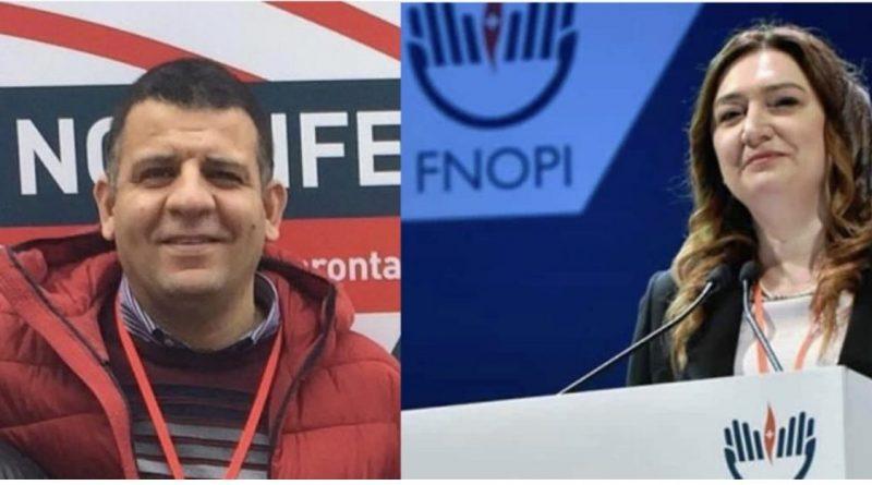 """Il """"nuovo"""" nel Comitato Centrale della FNOPI: dentro i Consiglieri Comunali!"""