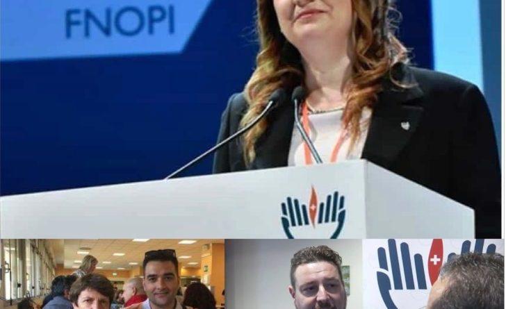 """I nuovi """"volti """" nella FNOPI nel segno del cambiamento e delle competenze avanzate 4"""