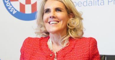 Barbara Cittadini confermata Presidente nazionale AIOP (Associazione italiana ospedalità privata), per il triennio 2021-2024