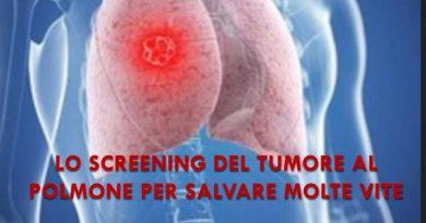 Prevenzione secondaria tumore al polmone