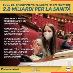 DL Sostegni – On. Mammì (M5S): 7 emendamenti dedicati a operatori sanitari e alla tutela delle coppie nei percorsi di Pma