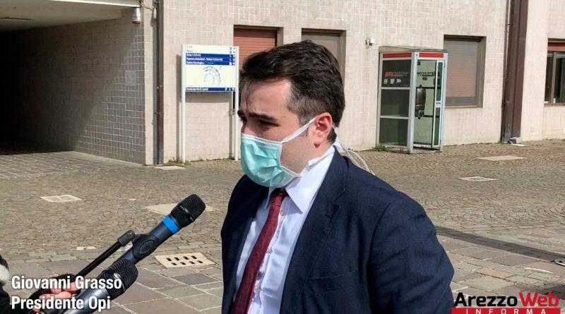 """Aggressione ad operatrici sanitarie in Valdarno: """"Episodio intollerabile"""" per il presidente Opi Giovanni Grasso"""