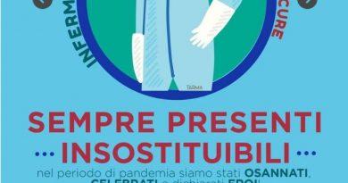 Da eroi a dimenticati: gli infermieri pugliesi protagonisti di un flash mob
