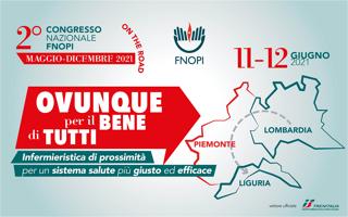 Congresso itinerante FNOPI, seconda tappa: il NORD OVEST punta sugli infermieri