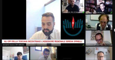 Toscana, carenza di infermieri nelle Rsa: gli Ordini professionali incontrano l'assessore Spinelli