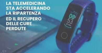 Sanità: cresce la telemedicina, +78% nell'ultimo anno