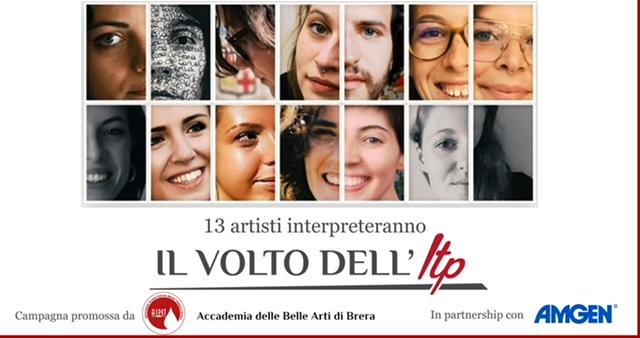 """''Il Volto Dell'Itp"""": 13 Studenti Dell'Accademia Di Brera Interpreteranno In Forma Artistica Il Vissuto Dei Pazienti"""